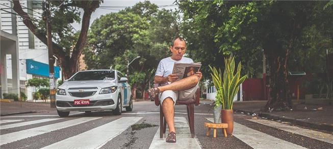 Ocupação de via em Recife (PE)