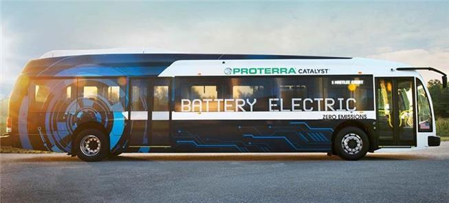 Ônibus a bateria