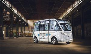 Ônibus autônomos começarão a circular na Suíça