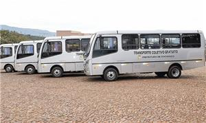 Ônibus comprados pela Prefeitura custaram R$ 196,5