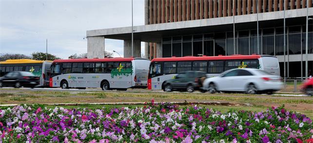 Ônibus e todo o transporte do DF terão Bilhete Úni