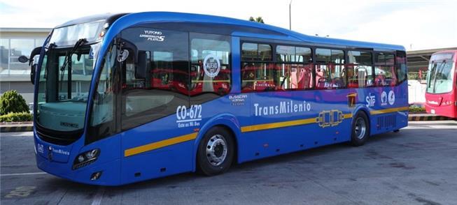 Ônibus elétricos: solução mais econômica no longo
