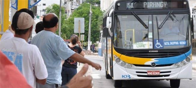 Ônibus em Natal (RN): empresas pedem nova licitaçã