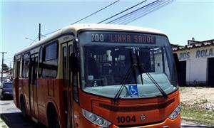 Ônibus em São José dos Pinhais