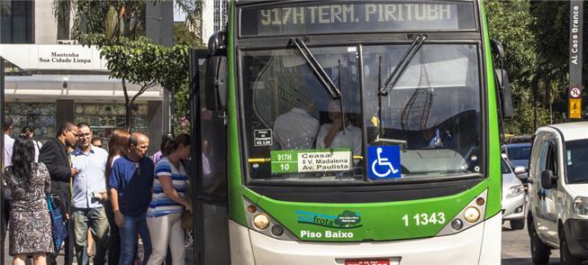 Ônibus em SP ficam sem a licitação, mais uma vez