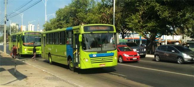 Ônibus em Teresina voltam às ruas após greve de se