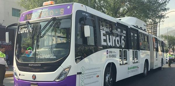 Ônibus Euro VI: produzido no Brasil para circular