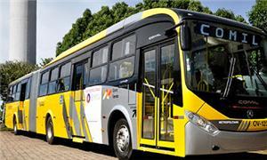 Ônibus novo que circularão em Campinas e Sumaré (S