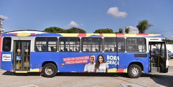 Ônibus tarifa zero em Caucaia (CE)