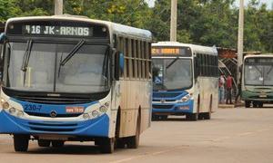Os 217 ônibus da capital receberam o sistema