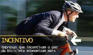 Para empresas, é mais lucrativo incentivar a bicic