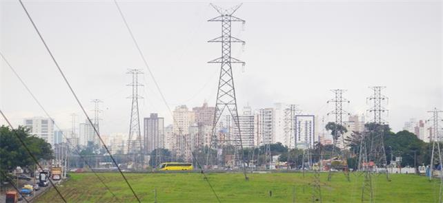 Para obra do VLP torres serão substituídas por red