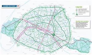 Paris pretende se tornar a nova capital da bici