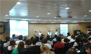 Participantes debateram a mobilidade sustentável