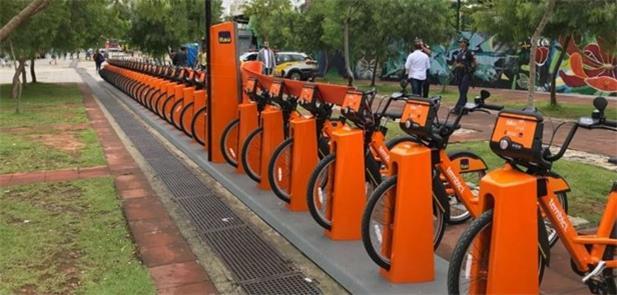 Paulistano vem procurando mais as bikes compartilh