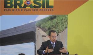 Paulo Sérgio Passos, ministro dos Transportes