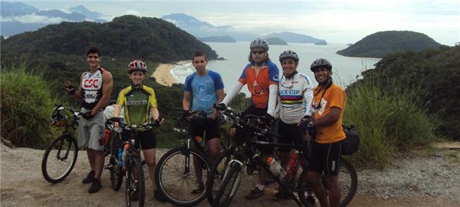 Pedal: contato com paisagens naturais