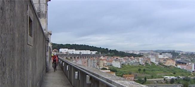 Pedalar no Aqueduto de Lisboa: mas só hoje (18)