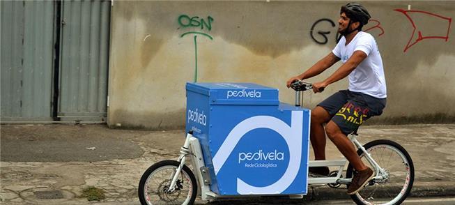 Pedivela: a bicicleta como alternativa de negócios