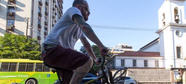 Pesquisa avaliou desafios ao uso da bicicleta em N