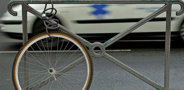 Pesquisa quer quantificar roubos e furtos de bicic