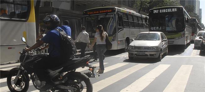 Pesquisa reuniu dados de 1.210 motociclistas em SP