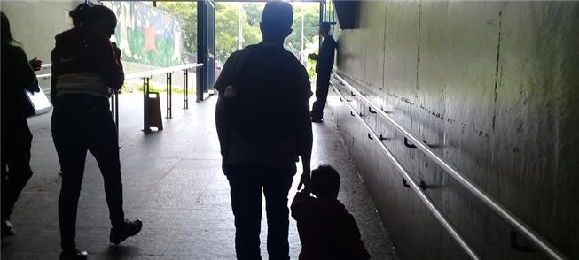 Pesquisa volta o foco às crianças no transporte pú
