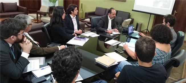 PlanBici é apresentado em julho ao prefeito Alexan