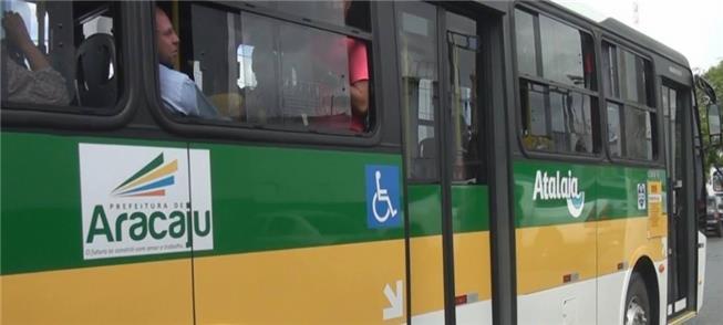 Plano de Aracaju prevê faixa de ônibus em corredor