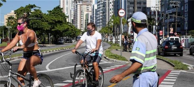 Plano incentivará transporte não motorizado, como