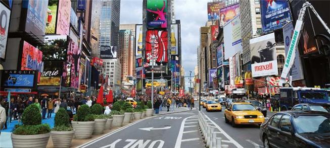 Plano também inclui áreas de NY onde ocorrem aglom