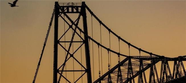 Ponte Hercílio Luz: 95 anos nesta quinta-feira (13
