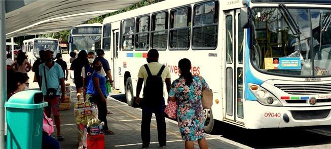 Ponto de ônibus em João Pessoa (PB)