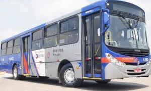 Preços das passagens de ônibus intermunicipais var