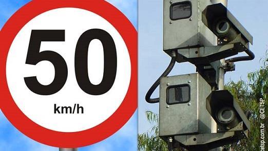 Prefeitura de SP lança ação para redução de veloci