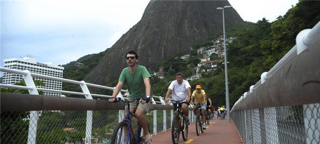 Prefeitura do RJ promete mais ciclovias ainda nest