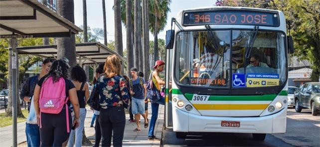 Prefeitura faz plano para o transporte público de