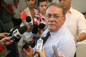 Presidente do grupo, Carlos Maranhão: concessão po