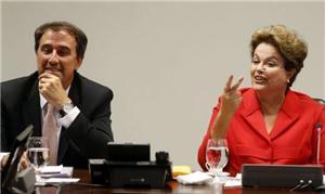 Presidente recebeu autoridades no Palácio do Plana
