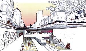 Primeira fase do metrô terá 17,6 km entre a CIC e