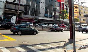 Programa Faixa Segura em São Caetano