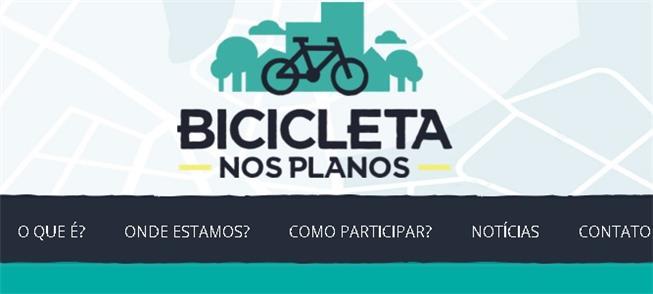 Programa promove a inclusão da bicicleta na socied