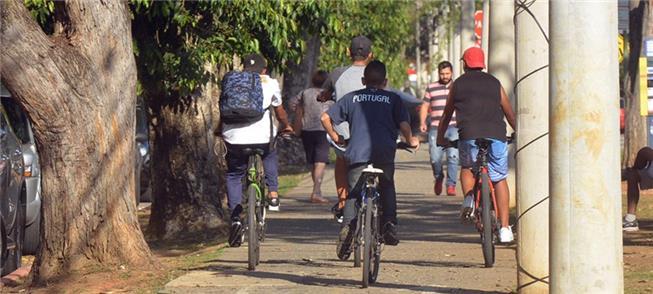Programa vem para incentivar uso da bicicleta na c
