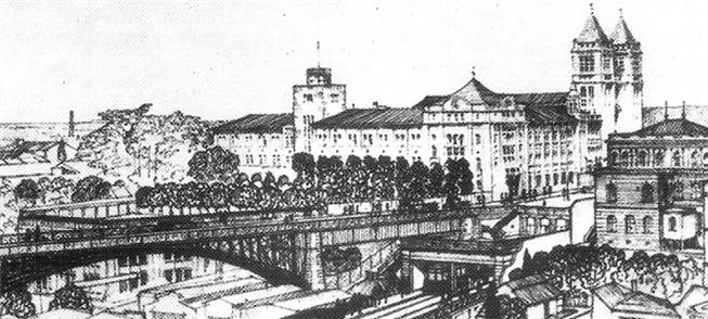 Projeto da Light, dos anos 1920