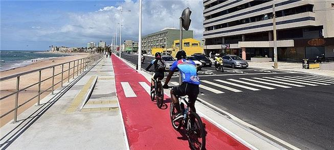 Projeto da SSP atende à demanda dos que usam bike
