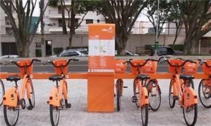 Projeto de compartilhamento de bicicletas terá est