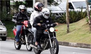 Projeto de lei proíbe garupas em motos