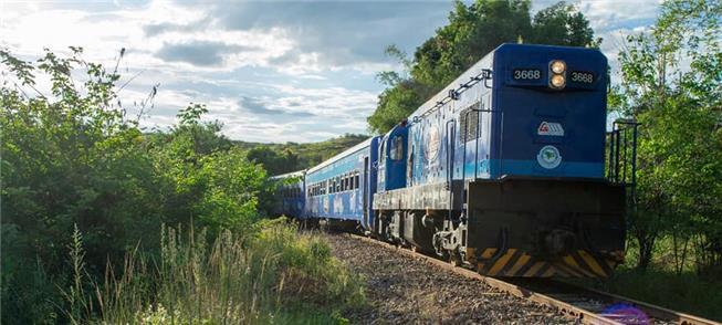Projeto de sonho: um trem de verdade volta aos tr