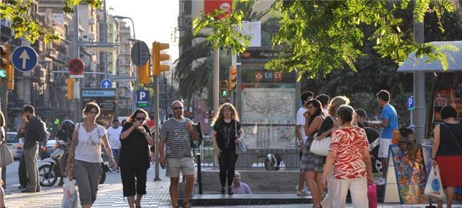 Projeto de super blocos quer transformar Barcelona