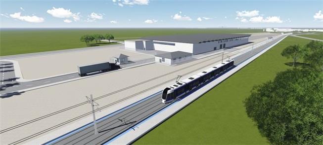 Projeto de VLT que deve substituir trem de subúrbi